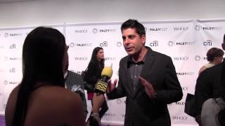 DJ Nash & Will Packer at PaleyFest Fall TV Preview 2015 for Truth Be Told