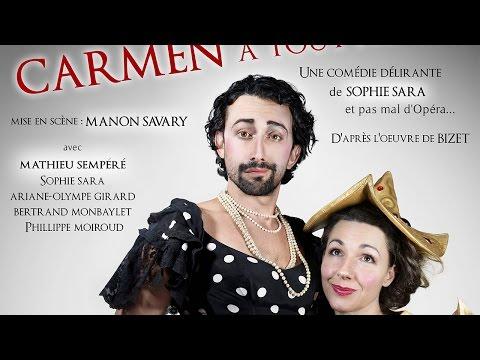 Carmen à Tout Prix : Bande Annonce 2015