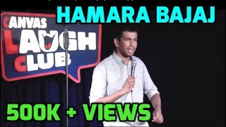 Hamara Bajaj - Stand-Up Comedy By Yash Bajaj