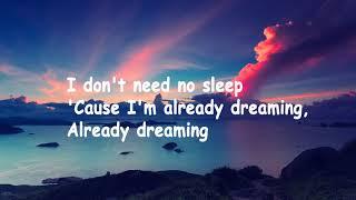 martin garrix no sleep lyrics ft bonn