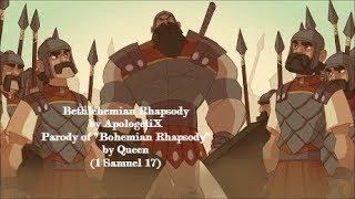 Bethlehemian Raphsody ApologetiX  2