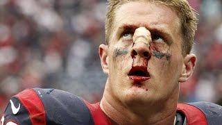 J.J. Watt    To D.R.E.A.M.    NFL Highlightsᴴᴰ