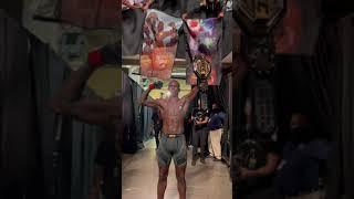 ✊ Israel Adesanya Soaks it in After UFC 263