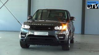 2014 Range Rover SPORT Dynamic SDV6 (292hp) - Tour & Sound (1080p FULL HD)