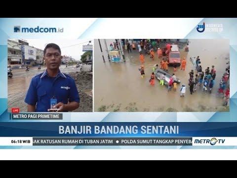 Korban Jiwa Capai 103 Orang dalam Banjir Bandang Sentani