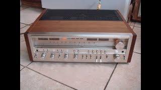 SX -980 PIONEER Vintage Receiver Made In Japan
