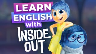 Learn English With Inside Out | How To Speak About Emotions In English