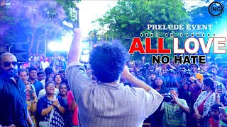 All Love No Hate | Sid  Sriram South India Tour | Live In Concert | Prelude | Noise and Grains