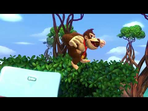 Видео № 1 из игры Donkey Kong Country: Tropical Freeze (Б/У) [NSwitch]