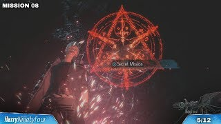 Devil May Cry 5 - All Secret Missions Locations Guide (Secrets Exposed Trophy)