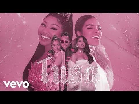 Karol G, Nicki Minaj - Tusa (feat. Anitta, Becky G & Ozuna) [MASHUP]
