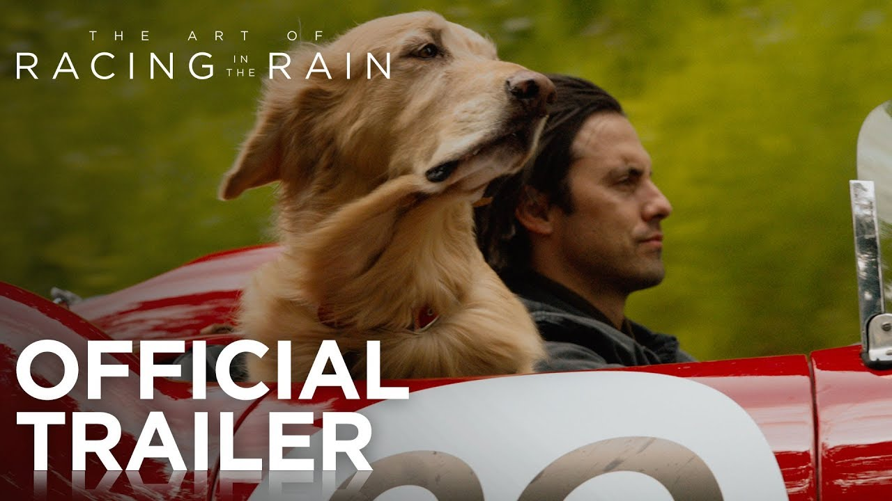The Art of Racing in the Rain - Official Trailer