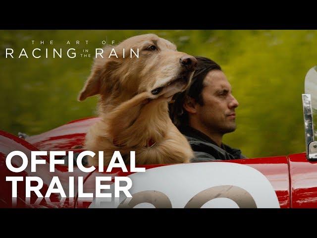 THE ART OF RACING IN THE RAIN Trailer