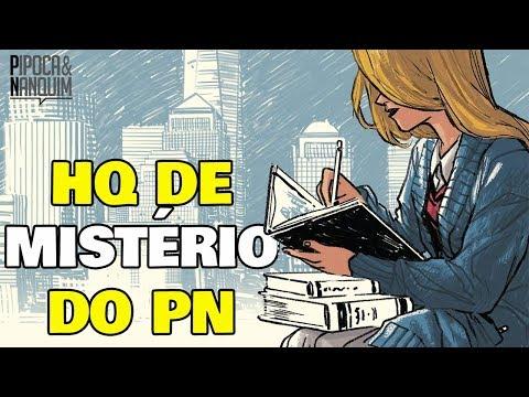 JANE   GRAPHIC NOVEL MISTERIOSA DO PN!