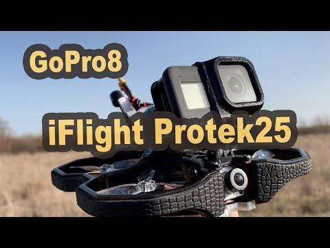 iFlight Protek25 Cinewhoop with GoPro8