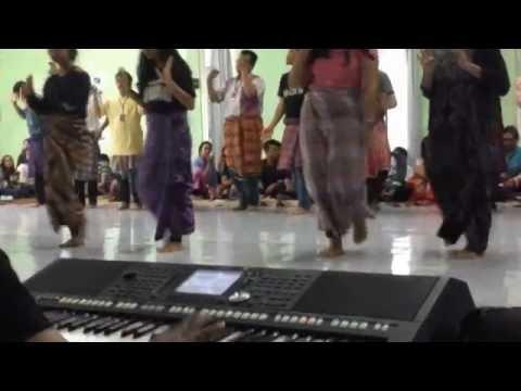 Gendang keyboard karo youtube.