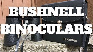 Bushnell Binoculars 10x50 Review   Bushnell Falcon 10x50