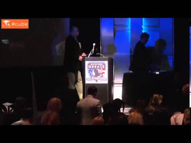 Ray Elgaard – Gridiron Greats Hall of Fame Dinner