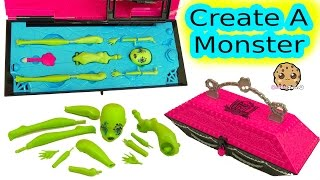 Create A Monster High Doll Design Lab Maker with Water Chamber Machine - Video