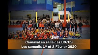 Carnaval U8/U9 2020