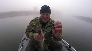 Глубокой осенью со спинингом за щукой! Рыбалка на новом водоеме!