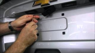 How to Unlock A Car: Chevrolet Tahoe