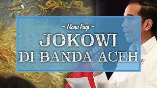 Presiden Jokowi Unggah Video Kuliner Aceh Legendaris yang Pernah Dia Cicipi