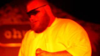 Action Bronson - Ronnie Coleman (Live in Boston)