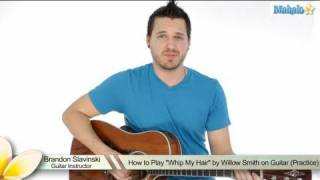 """How to Play """"Lucky"""" by Jason Mraz on Guitar"""