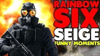 Rainbow Six Siege - Funny moments #1