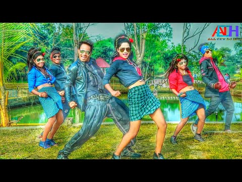Download Ek Aankh Maru To || New Nagpuri Sadri Video || Nas Faad Dance || Singer - Egnesh And Suman Gupta HD Mp4 3GP Video and MP3