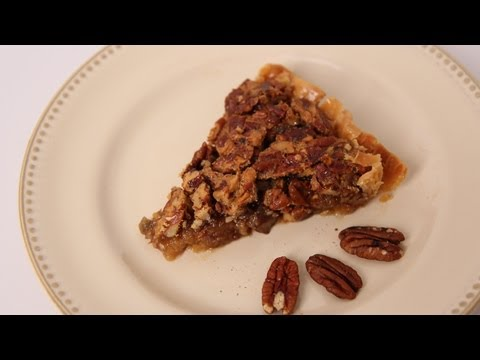 Homemade Pecan Pie Recipe – Laura Vitale – Laura in the Kitchen Episode 488