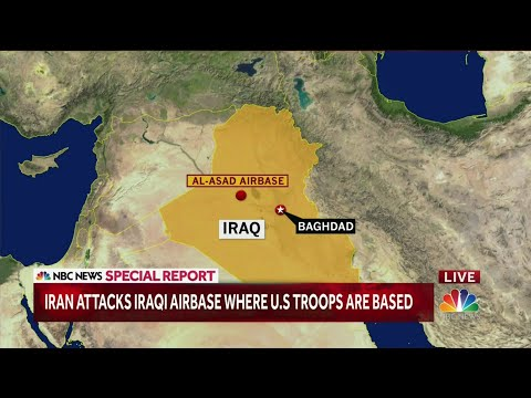 NBC SPECIAL REPORT: Iran warns US not retaliate over missile attack
