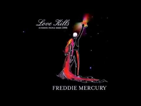 Freddie Mercury - Love Kills (Hard Mix)