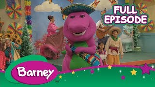 🌎 Barney's Around the World Adventure - Part 2 (Full Episode)