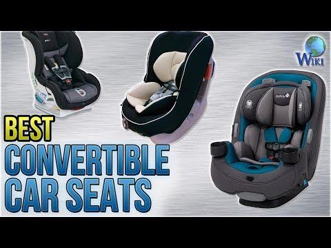 10 Best Convertible Car Seats 2018