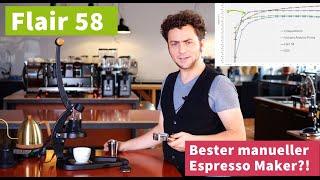 Flair 58 – der beste manuelle Espressomaker auf dem Markt | Review