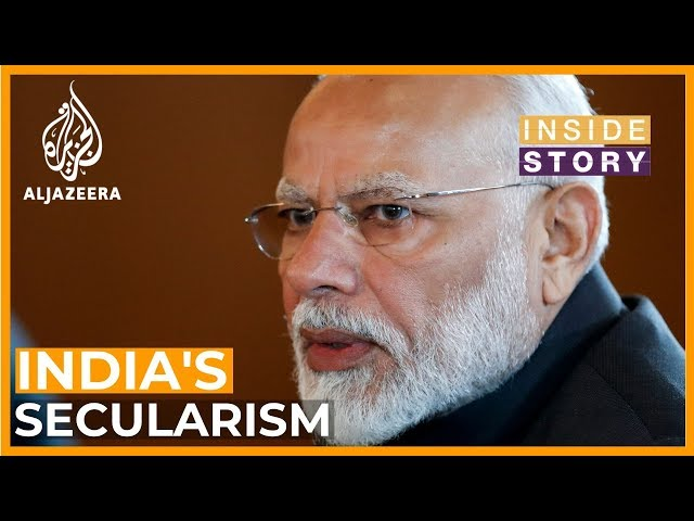 Is Narendra Modi undermining secularism in India?