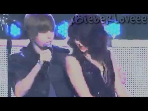 Justin's Gonna Break Your Little Heart, Selena. (: