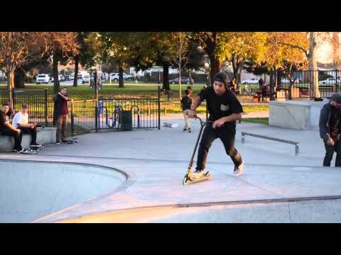 Tennyson skate park, Hayward Featuring Manuel Martinez Jan 24, 2015