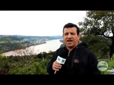 Reveja reportagem realizada em Barra do Guarita