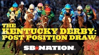 Kentucky Derby 2012 Post Positions Analysis thumbnail