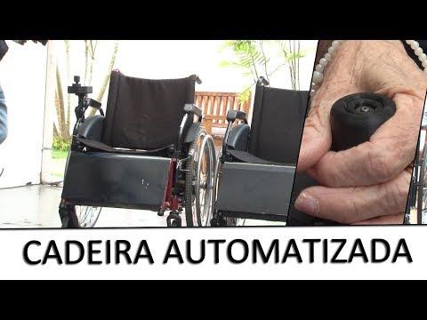 Alunos doam cadeiras de rodas a lar de idosos em São Bernardo