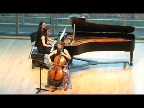 Beethoven Cello Sonata in A Major
