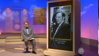 CBS Sunday Morning: Bruce Morton Tribute (9/7/2014)
