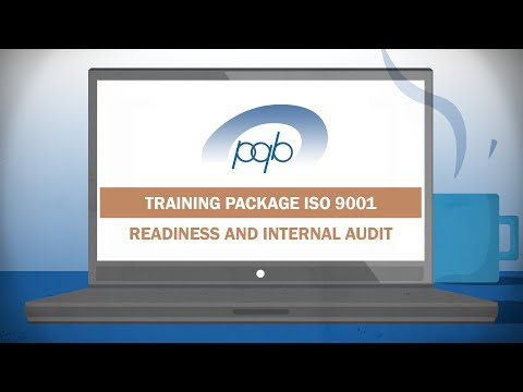 Online training package ISO 9001 quality - YouTube