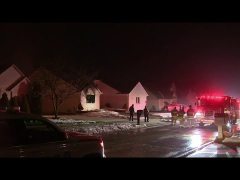 1 killed, 2 injured in Sterling Heights fire