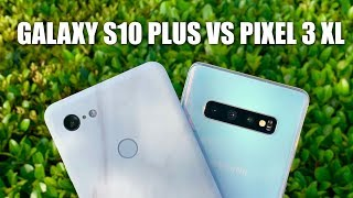 Samsung Galaxy S10+ vs Google Pixel 3 XL Camera Comparison Test!