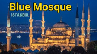 Blue Mosque UNESCO World Heritage Site Istanbul : Sultan Ahmed Mosque