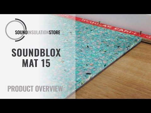 Soundblox Mat 15